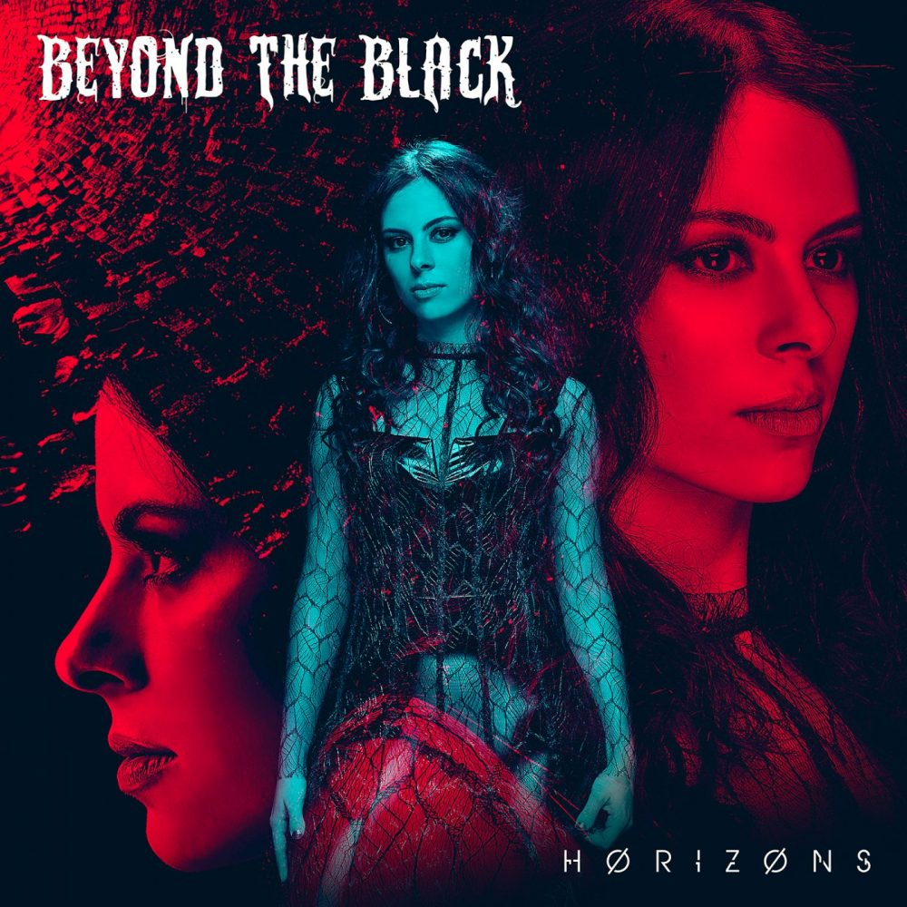 Album Cover Horizons von Beyond the Black