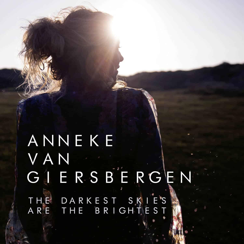 Cover The Darkest Skies Are The Brightest von Anneke van Giersbergen