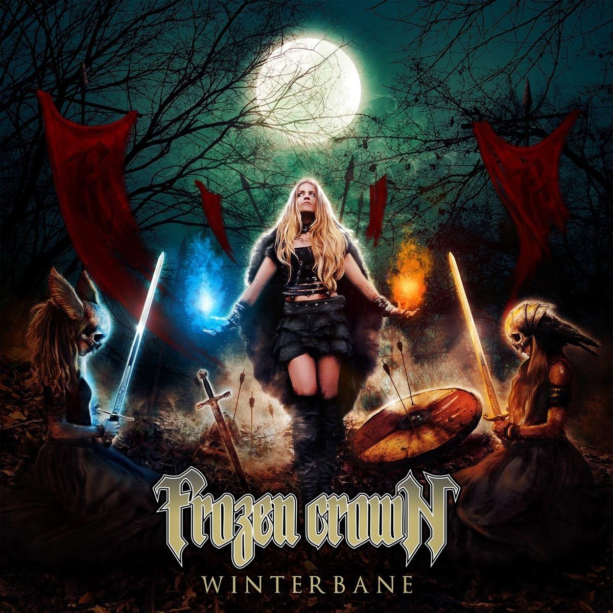 Frozen Crown Winterbane Album Cover