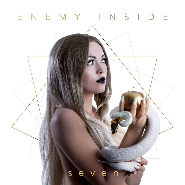 Album-Cover Seven von Enemy Inside