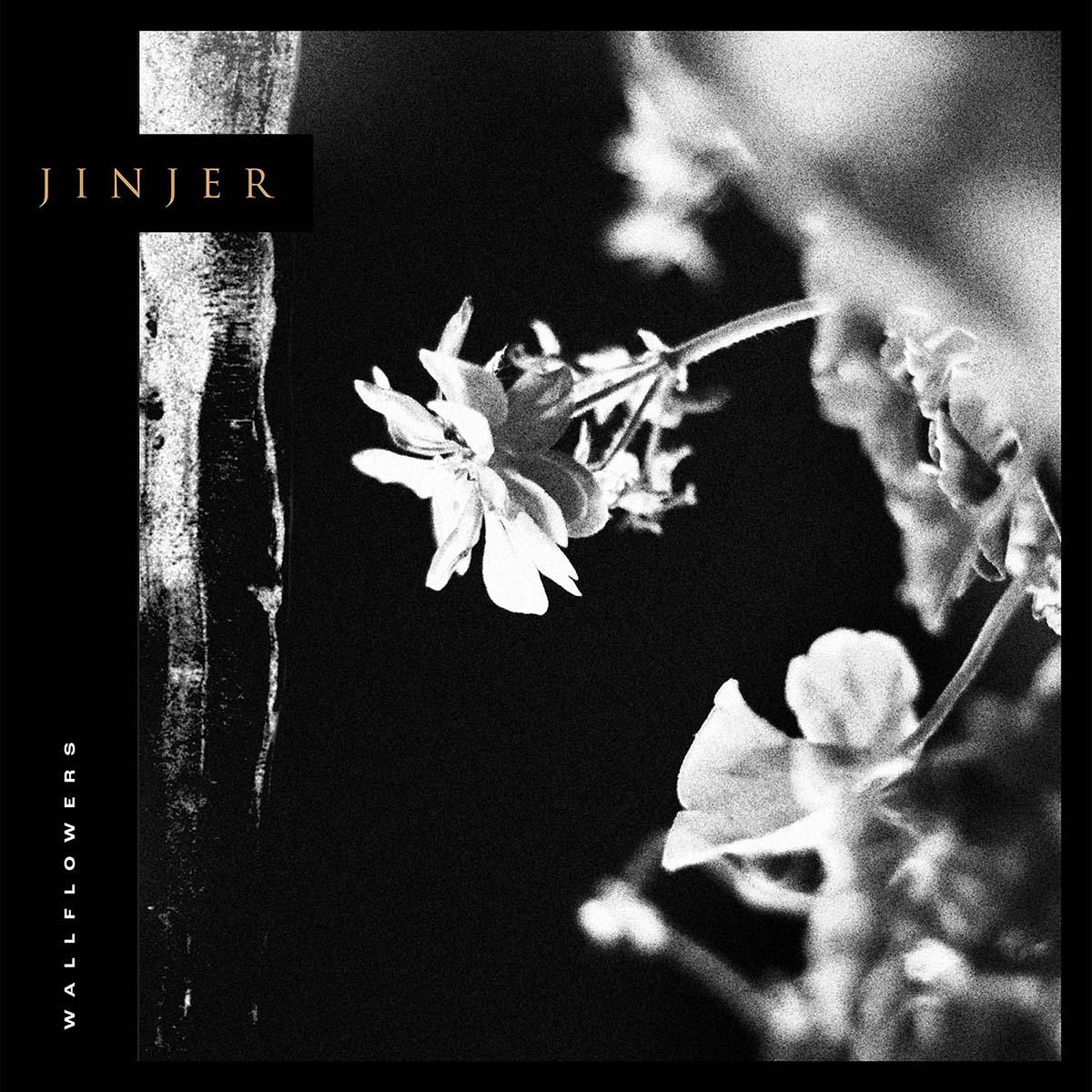 Das Album Wallflowers von Jiner – Artwork